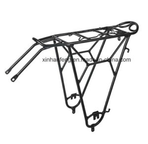 Alloy Bicycle Rear Luggage Carrier with Pump Holder (HCR-138) pictures & photos