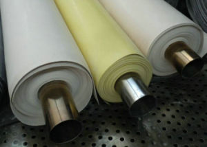 High Quality Viton Rubber Sheet, FKM Rubber Sheet, Fluorubber Sheet with High Heat Aging Resistance pictures & photos