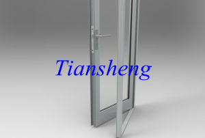 Double Glass Fashion Design French Aluminum Doors and Windows pictures & photos