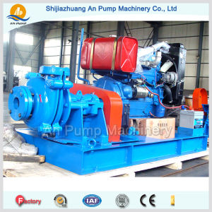 Diesel Engine Driven Rubber Lined Desulphurization Circulating Slurry Fgd Pump pictures & photos
