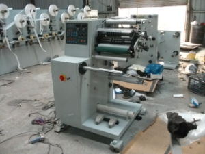 Slitting Machine for Narrow Web Roll to Roll pictures & photos