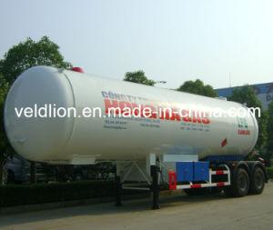 New Design High Quality 56cbm LPG Tank Truck Trailer pictures & photos
