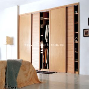 PVC Veneer for Making Doors by Vacuum Pressing pictures & photos