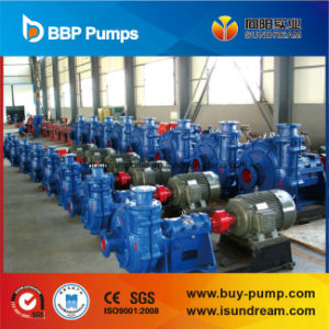 St-Ah Heavy Duty Horizontal Slurry Pump pictures & photos