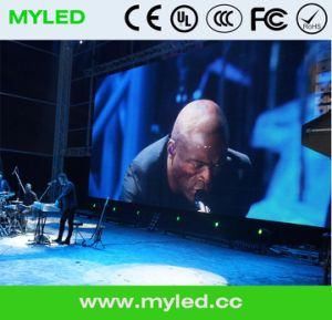 LED DJ Light Curtain Display Screen Video Flexible LED Curtain for Stage Backdrops pictures & photos