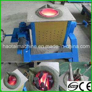 Fast Delivery Copper Induction Melting Furnace pictures & photos