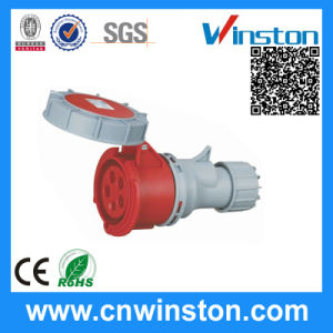 Wst-550 16A 5pin High-End Type Industrial Standard Connector with CE pictures & photos