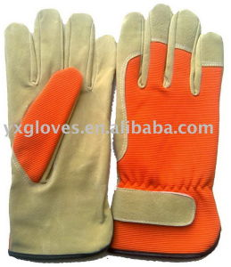 Garden Glove-Leather Glove-Hand Glove-Working Glove pictures & photos