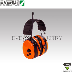 ER9230F Electronic earmuffs Noise protective Ear protector with FM Radio pictures & photos