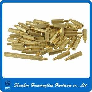 Brass and Stainless Steel Turning Parts pictures & photos