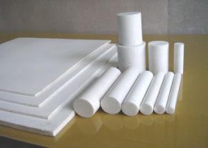100% Virgin PTFE Sheet, Peft Sheets, Teflon Sheet, Teflon Sheets, PTFE Rod, PTFE Rods, Teflon Rod with White Color pictures & photos