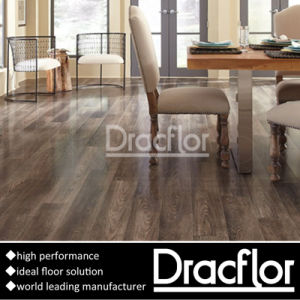 High Quality PVC Vinyl Flooring Tile (P-7089) pictures & photos