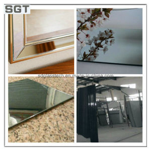 2mm-10mm Clear & Colored Aluminum or Copper Free Silver Mirror with Ce, SGS, Csi pictures & photos