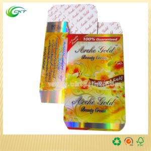 Product Packaging Box with Gold Foil, Folding Cartons (CKT-CB-427) pictures & photos