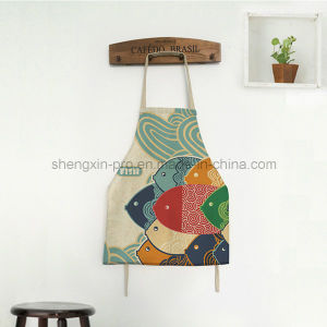 High Quality Canvas Apron with Long Strip for Adult pictures & photos