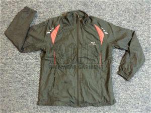 Men′s Lighweight Waterproof Jacket / Windbreaker Jacket for Outdoor Sport pictures & photos