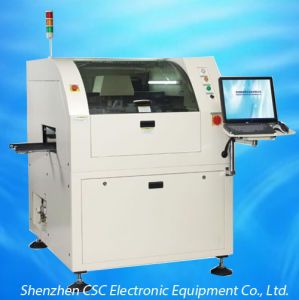 SMT Full Auto Solder Paste Printing Machine for LED Strip Light pictures & photos