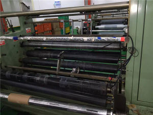 Second Hand Automatic Slitting Slitter Rewiner Machine for Plastic Film pictures & photos