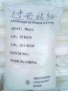 Ammonium Persulfate for oxidant use pictures & photos