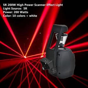 200W 5r Scan Lights Roller Scanner Light/ 200W Roller Scanner pictures & photos