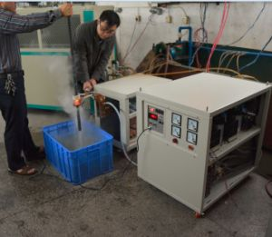 Super Audio Induction Heating Machine (SF-120KW) pictures & photos