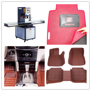 for Carpet Logo, Text Embossed High-Frequency Machine, From China, Ce Certification pictures & photos