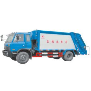 8m3 Dongfeng Waste Compactor Garbage Truck pictures & photos