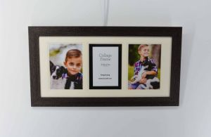 Collage X3 PS Photo Frame for Home Deco pictures & photos