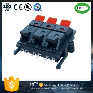 High Quality Black Outside The Connector AV Socket pictures & photos