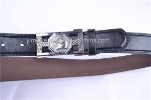 China OEM Latest Design Upscale Men′s Fashion PU Belt Wholesales pictures & photos