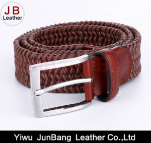 Hot Quality Men′s Casual Braided Waist Belts pictures & photos