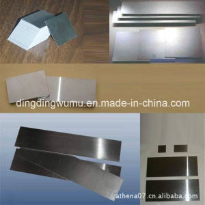 Pure Tungsten Foil for Semiconductor pictures & photos