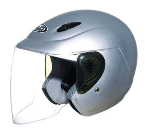 Motorcycle Open Face Helmet with DOT pictures & photos