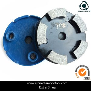 Polishing Pads, Klindex Diamond Pads with Velcro Backing pictures & photos