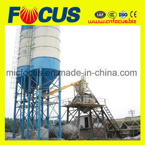 25-50m3/H Small Beton Concrete Batching Plant for Sale pictures & photos