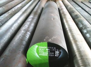 En41b /42CrMo Alloy Steel Bars, Forging Round Bars pictures & photos