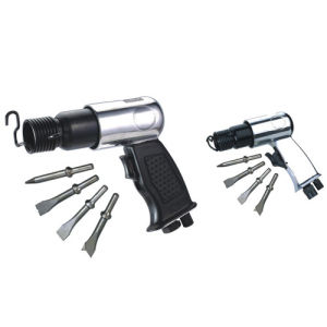 9PC 150mm Air Hammer Kit (Round) (AT-2010K/RSG|AT-2010K/R) pictures & photos