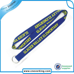Recycling Woven Lanyard Promotional Gift pictures & photos