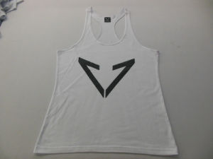 100 Cotton Mens Fashion Custom Tank Top Printing pictures & photos