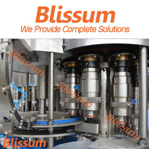 Automatic Pure Water Filling Machine for Round Bottle pictures & photos