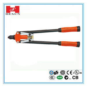 Full Size High Quality Single Aluminum Hand Rivet Gun pictures & photos