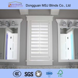 Plantation Shutter Bifold Closet Doors Plantation Shutter Bunnings pictures & photos