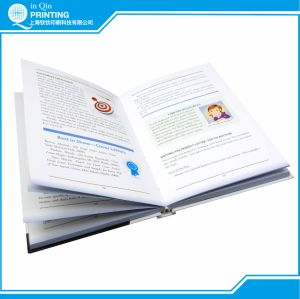 Training Hardcover Book Printing Service pictures & photos