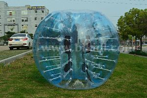 016 Half Color Cheap Bubble Soccer TPU Ball, Inflatable Bumper Human Sized Soccer Bubble Ball pictures & photos