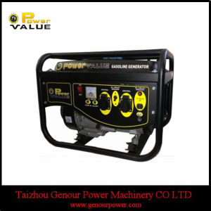 2000W 2kw Gasoline Generator 2500 Gx160 5.5HP pictures & photos