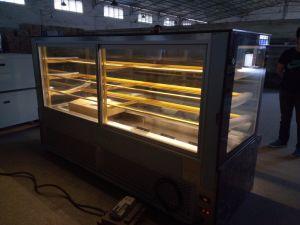 Cake Chocolate Display Refrigerator pictures & photos