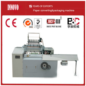 Thread Book Sewing Machine (ZSXB-460C) pictures & photos