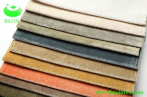 Velvet Sofa Fabric pictures & photos