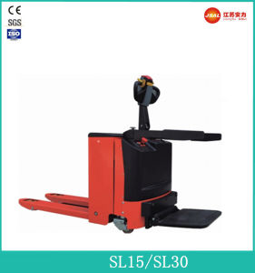 1.5t Hot Sale Fully Electric Pallet Truck with High Quality (SL15)
