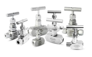 Stainless Steel Rising Plug Valves Needle Valves pictures & photos